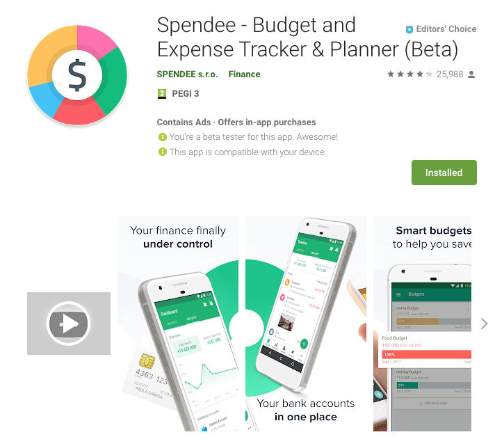 Spendee App for Android - Spendee Help Center