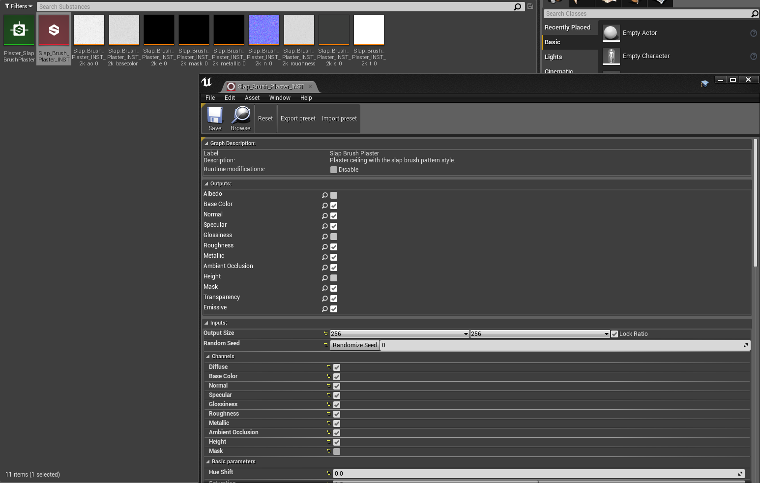 How to Import Substances into Unreal Engine 4 - GameTextures