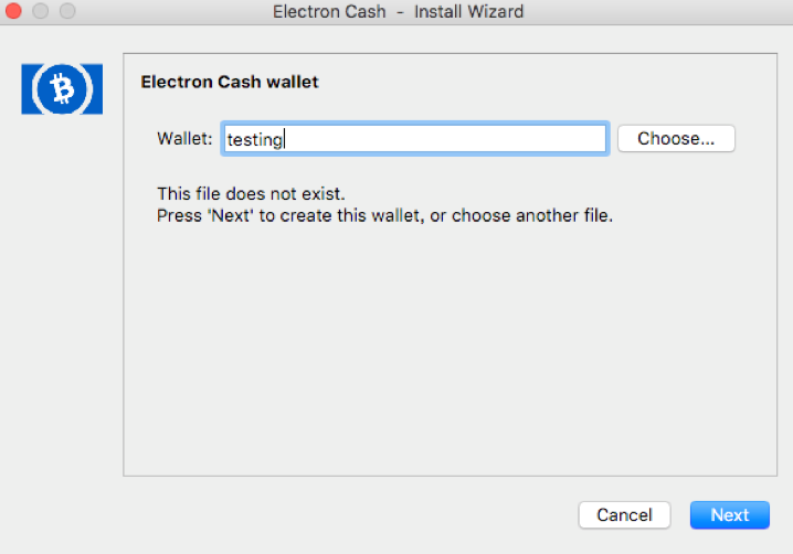 Recover Your BCH Using CoolWallet S Seed Through A 3rd Party Wallet