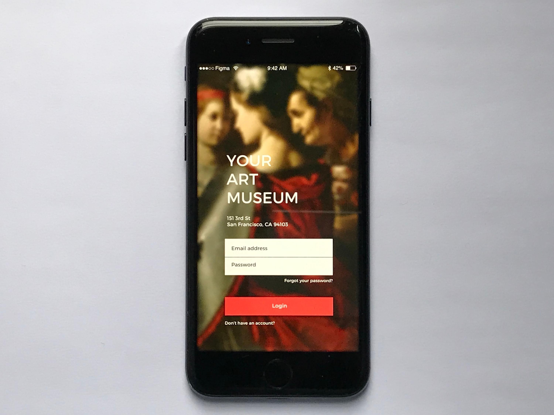 Using the Figma Mirror App - Figma