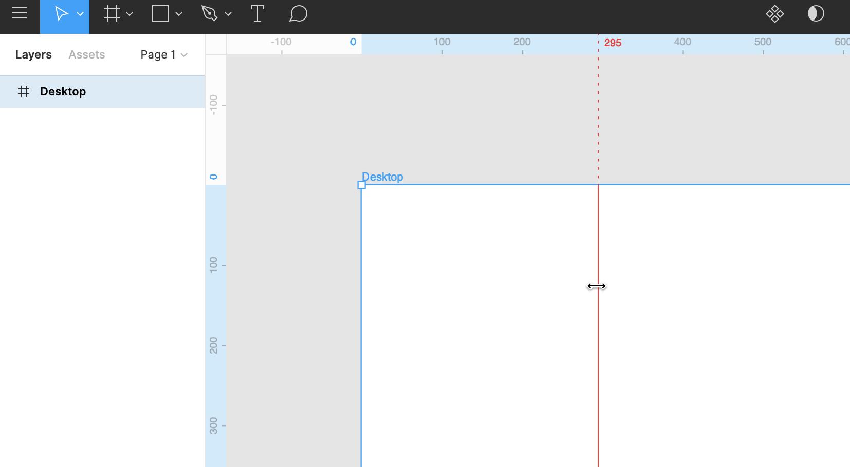 Using Shape Tools Figma