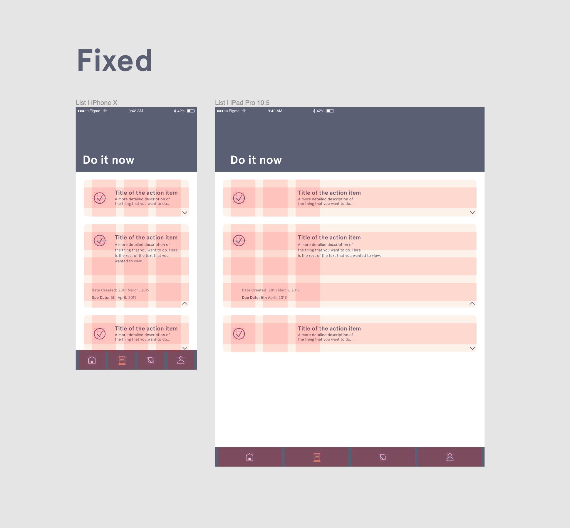Layout Grids - Figma