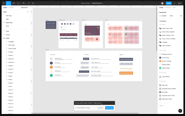 Using the Figma Desktop App - Figma
