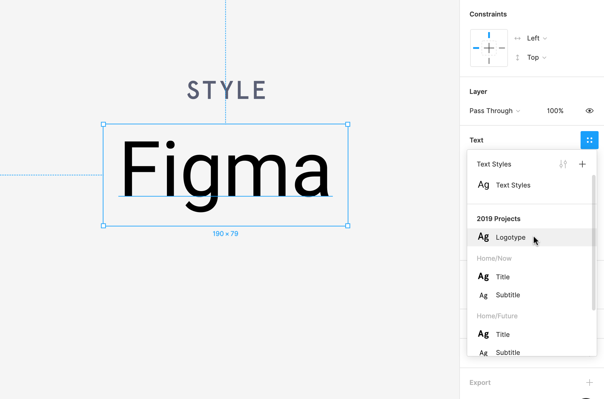 Getting Started with Text - Figma