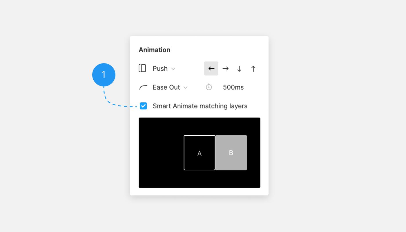 Create Advanced Animations with Smart Animate - Figma
