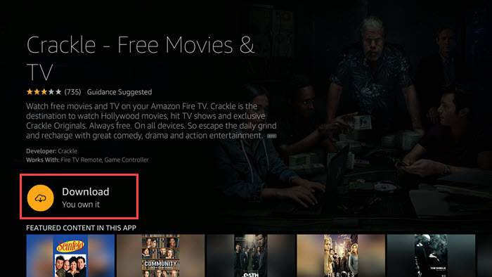How to Watch the Crackle App on Fire TV - Privacy Hero Knowledge Base