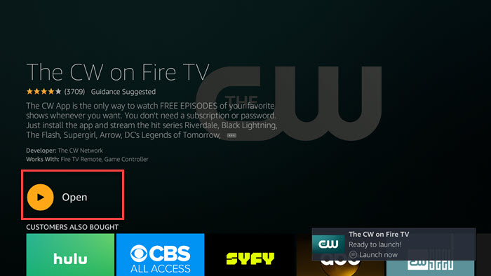 How to Watch the CW App on Fire TV - Privacy Hero Knowledge Base
