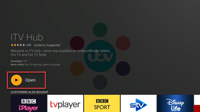 Itv Hub App