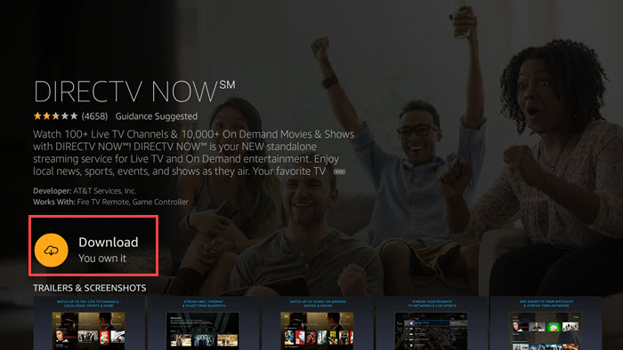 Sign Up for DirecTV Now, AT&T's Internet TV Service