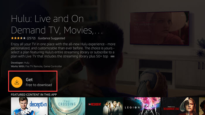Sign Up for Hulu, A Major Streaming Service for TV Shows - Privacy