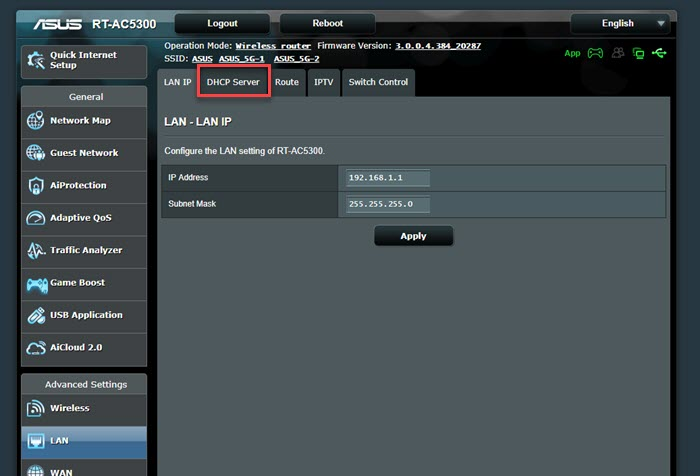 Configure your ASUS Router for Privacy Hero - Privacy Hero