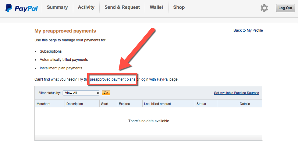 Resolving a 'Failed' PayPal Installment Payment - The Playbook