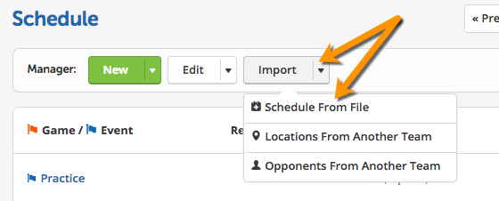 Import Schedule for Teams - The Playbook