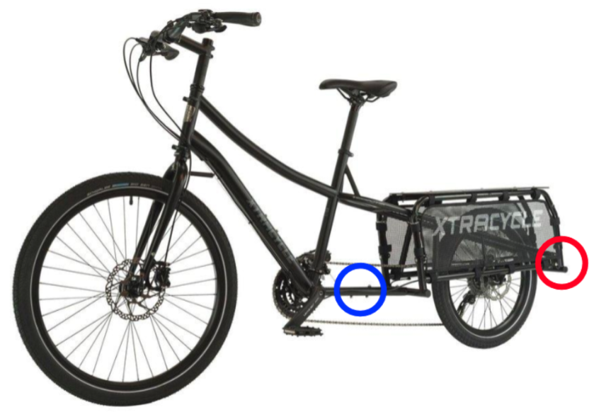 Finding the serial number on your EdgeRunner - Xtracycle Help