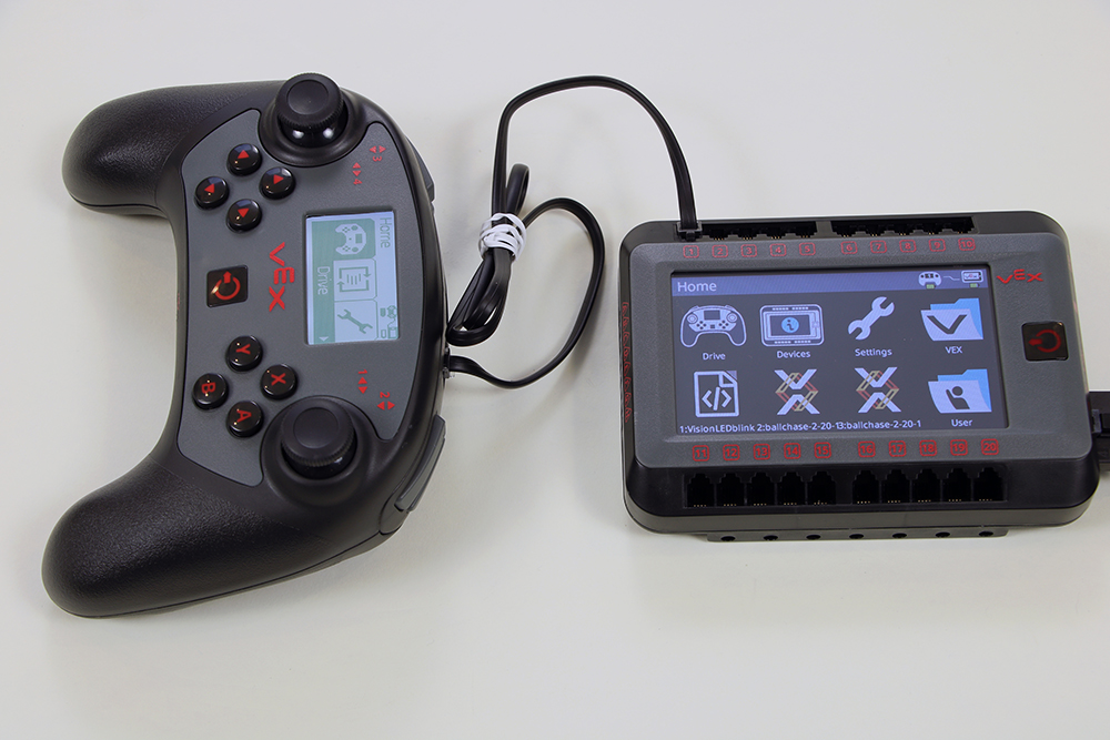 How to Pair the V5 Controller to the V5 Robot Brain - VEX
