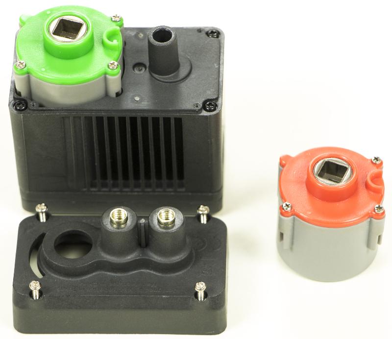 How to Change a V5 Smart Motor Gear Cartridge - VEX Robotics