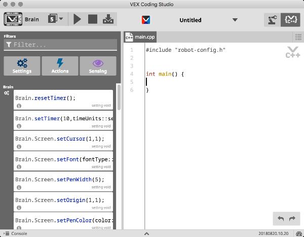 How to Use Autocomplete in VEX Coding Studio - VEX Robotics