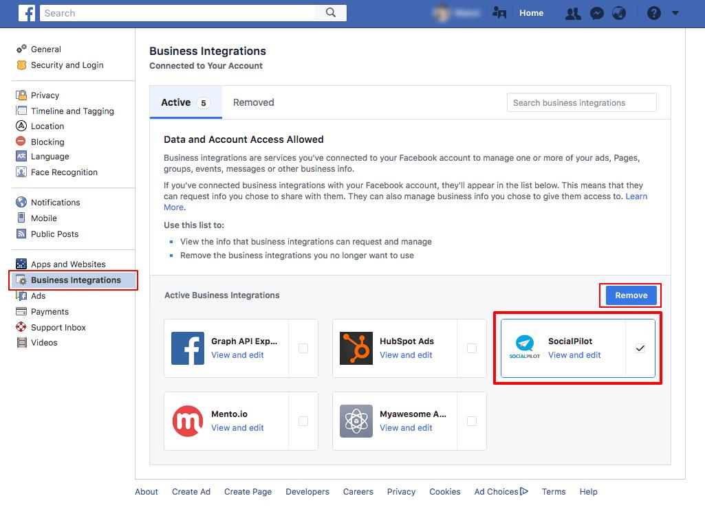 How to re-authorize your social accounts - SocialPilot Help