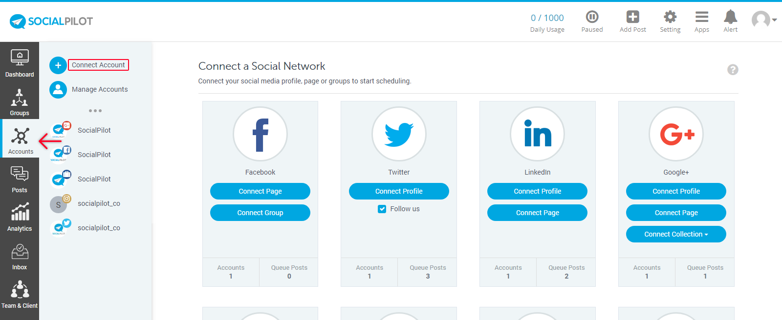 Getting Started with SocialPilot - SocialPilot Help