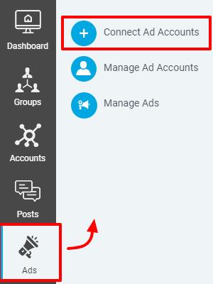 How can I connect a Facebook Ads account? - SocialPilot Help