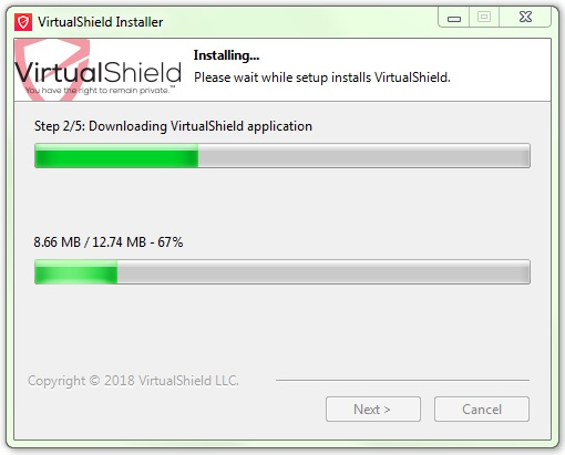 Install the Windows Application - VirtualShield Knowledge Base