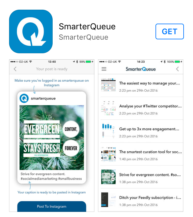 How To Post To Instagram - SmarterQueue Support