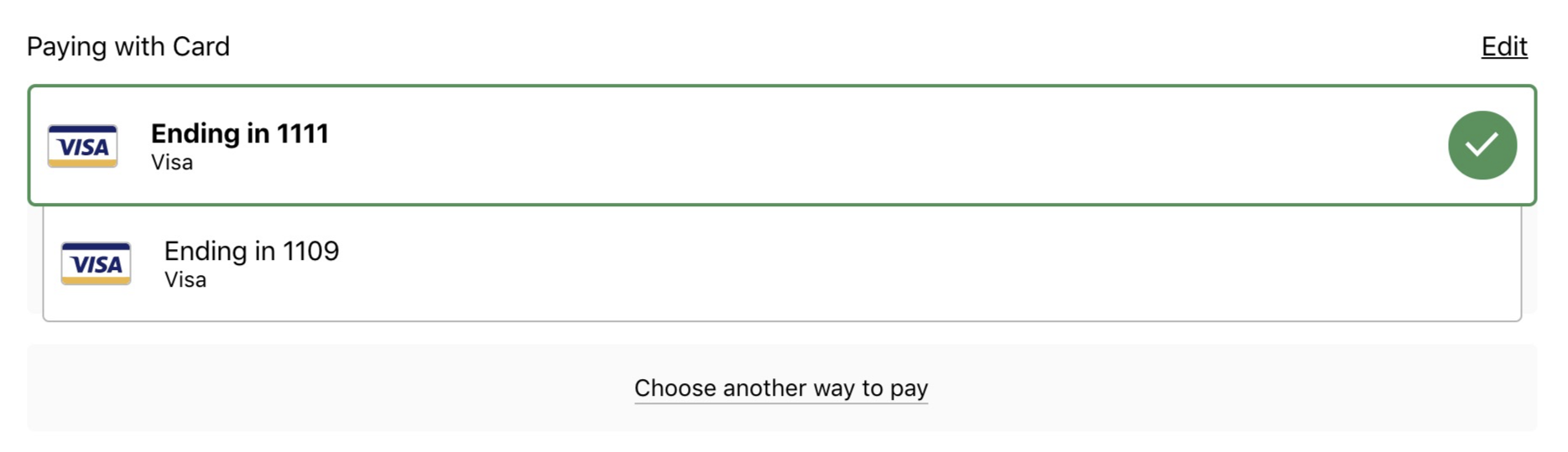File Check Out Card how can i change my payment method? - smarterqueue help center