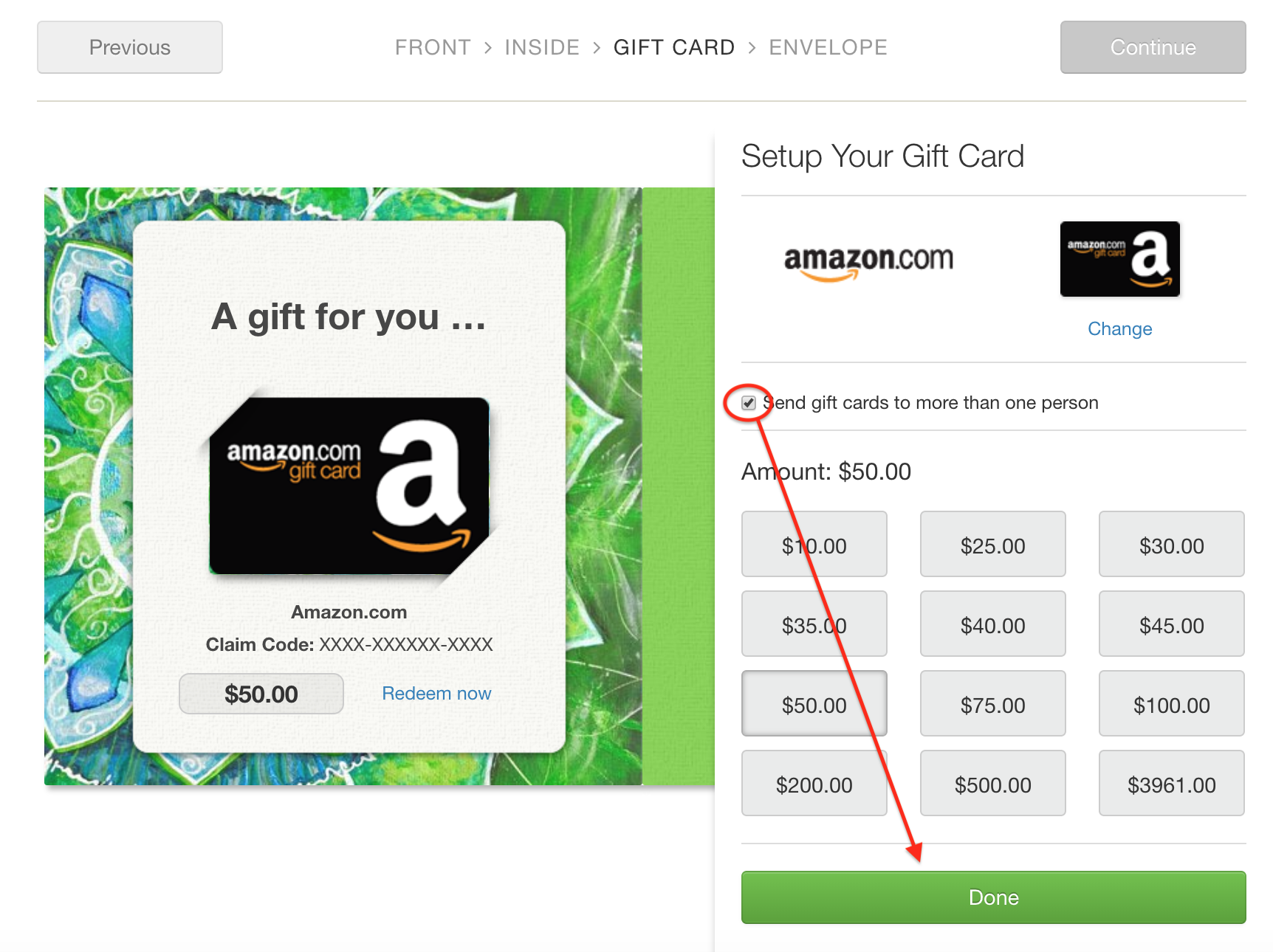 How Do I Send Gift Cards To Multiple People Punchbowl Help Center