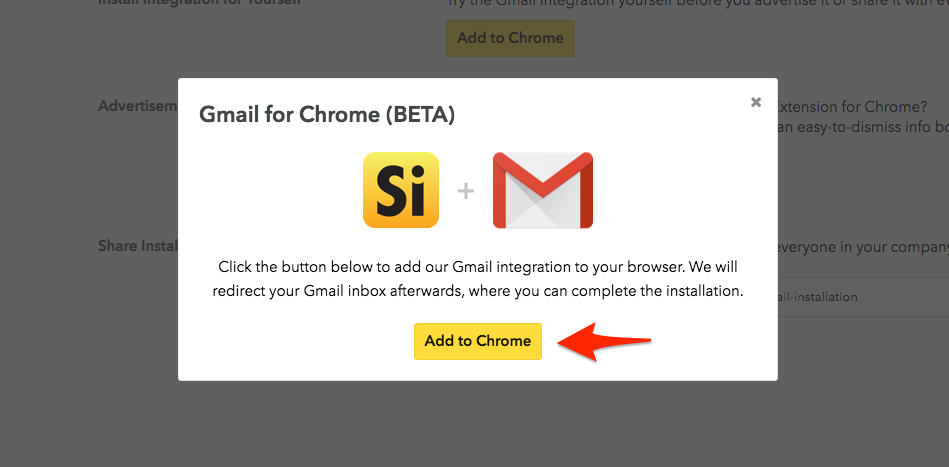 Gmail Integration in Google Chrome - Small Improvements