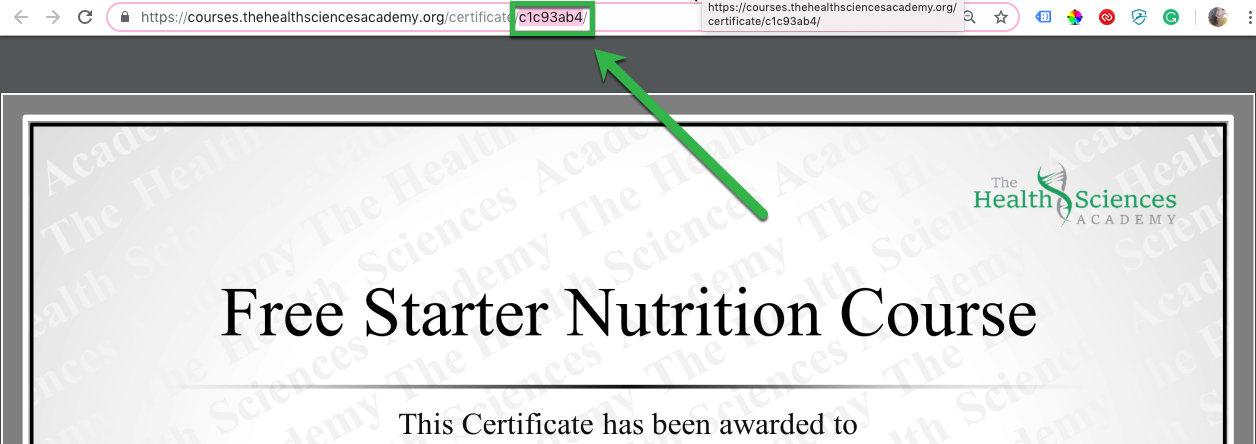 Adding certifications to your LinkedIn profile - The Health