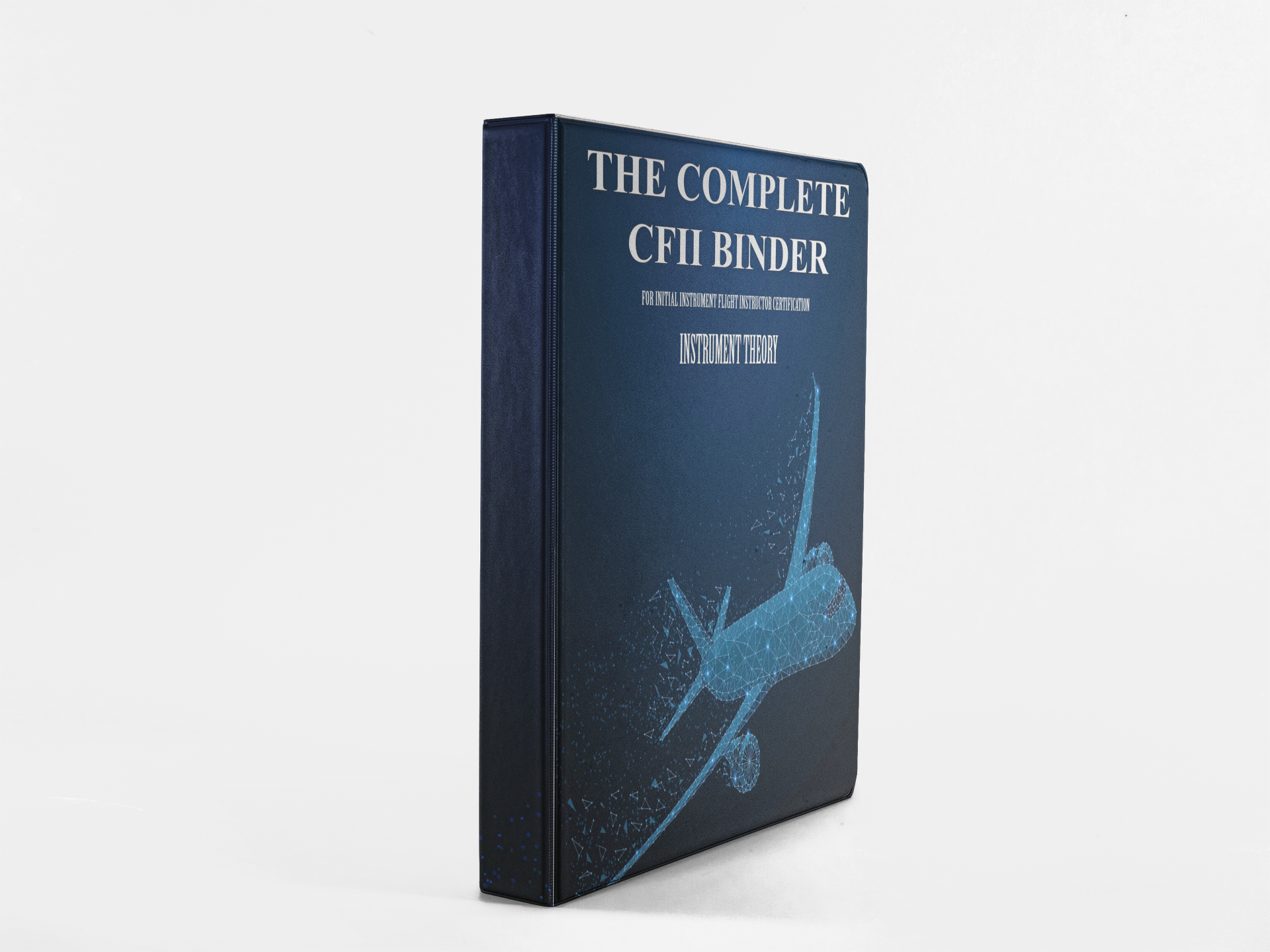 The Complete CFII Binder