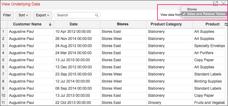 Reports: Working with Pivot Tables - Spiro Help center