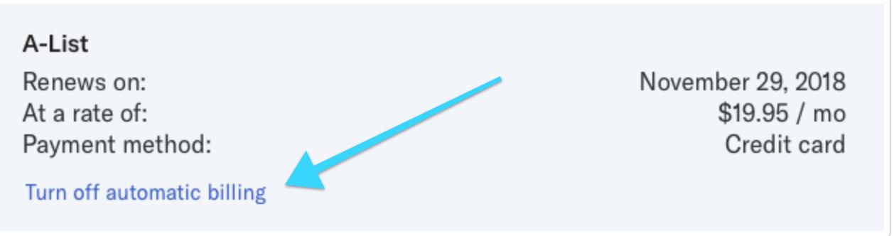 How to cancel a subscription - OkCupid Help