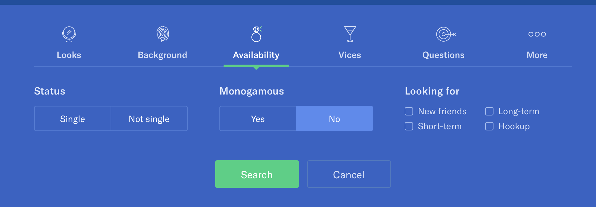 Non-Monogamy on OkCupid - OkCupid Help