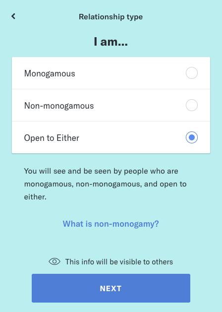 Monogamy And Non Monogamy Okcupid Help