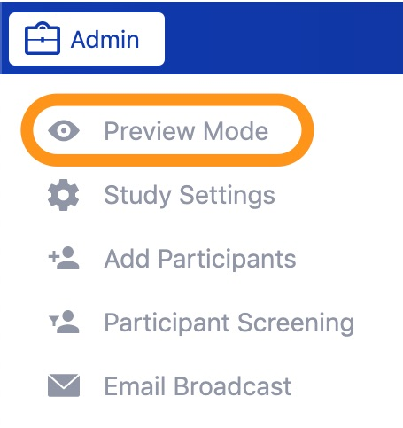 Preview Mode and Support Login - Recollective Knowledge Base