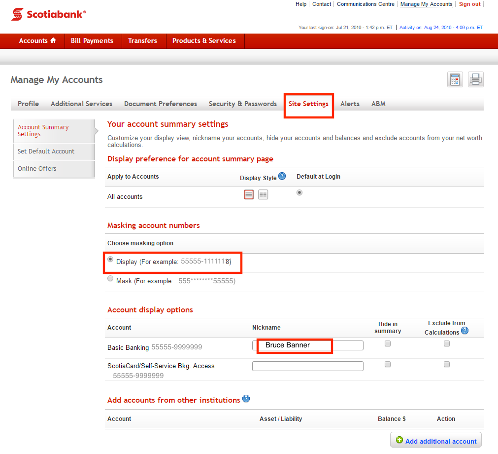 direct deposit form scotiabank  How do I verify my Scotiabank account? - Lending Loop ...