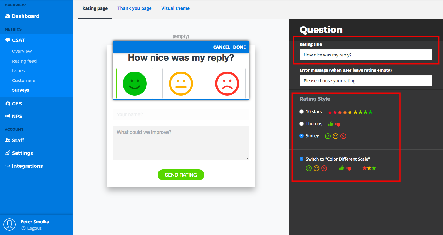 Getting started with Nicereply - Nicereply Help Center