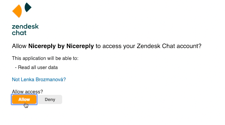 CSAT/CES/NPS trigger distribution in Zendesk chat