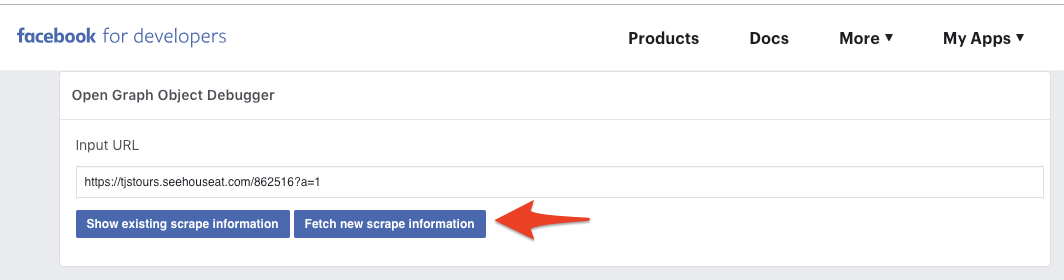 Is Facebook Showing the Wrong Information? - Urbanimmersive Help