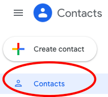 Contacts in Gmail: understanding and organizing your Google