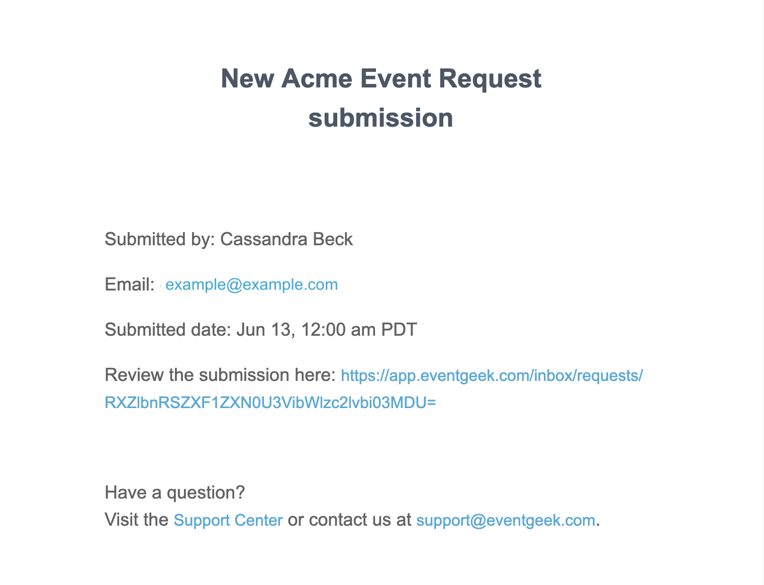 How do I review and approve Event Requests? - EventGeek