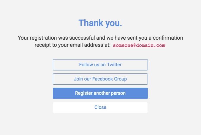Integrate Corsizio with social media - Corsizio Support