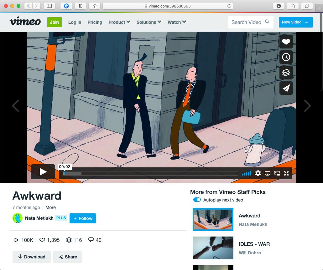 使用浏览器扩展,收集整理Youtube / Vimeo / Bilibili 视频素材- 知识库| Eagle