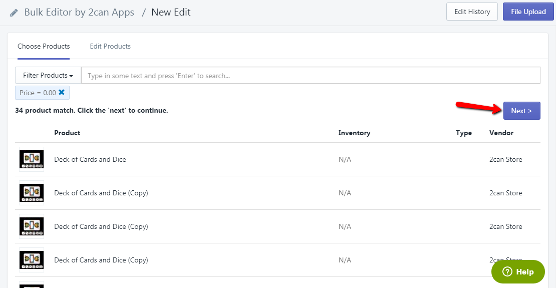 Deleting Shopify Products with the Bulk Editor - Ablestar Knowledge Base