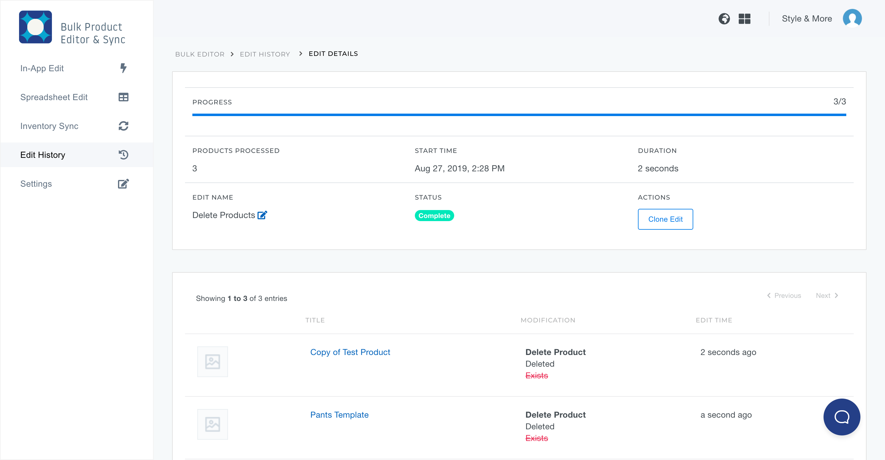 Deleting Shopify Products with the Bulk Editor - Ablestar