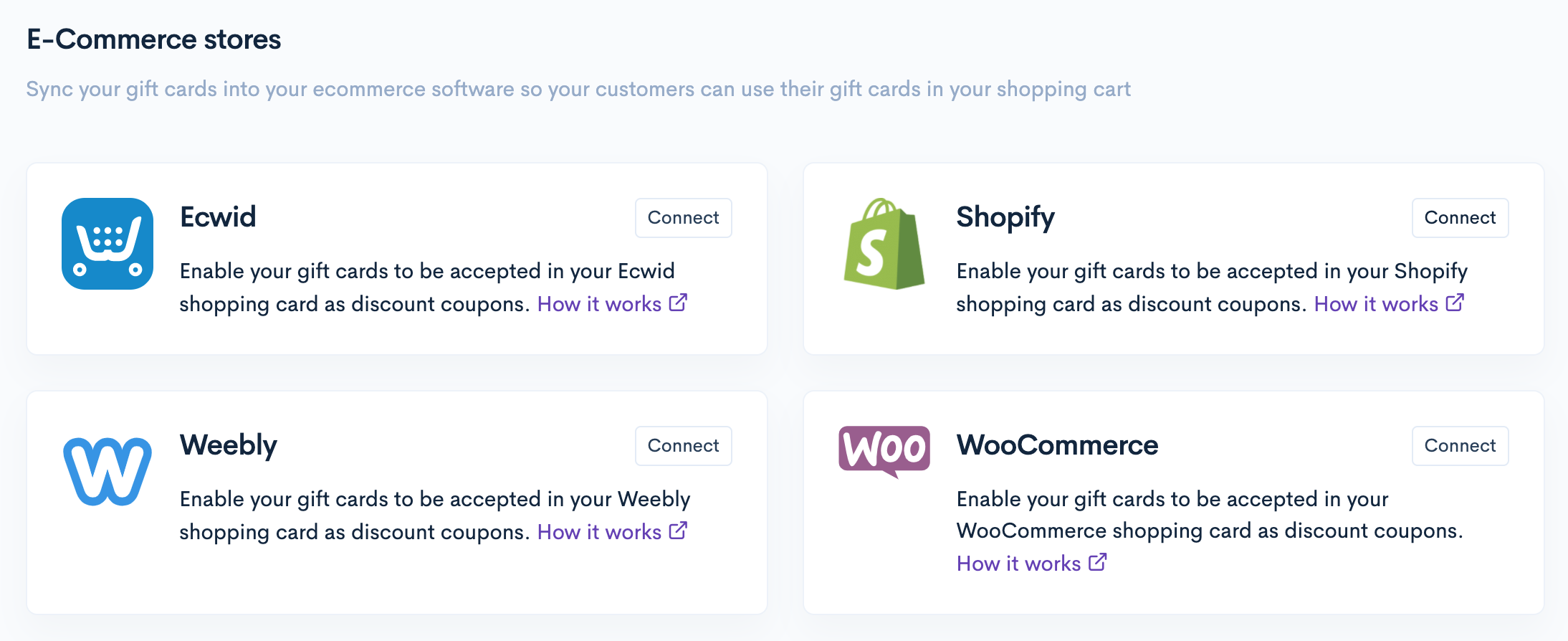 Redeeming Gift Cards In Your Online Store S Shopping Cart Gift Up Help Desk