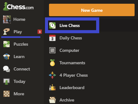 chess live ratings