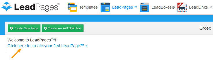 Fluttermail & LeadPages Integration
