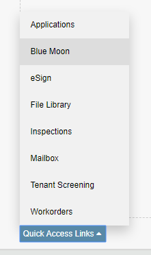 Quick Access Links Blue Moon